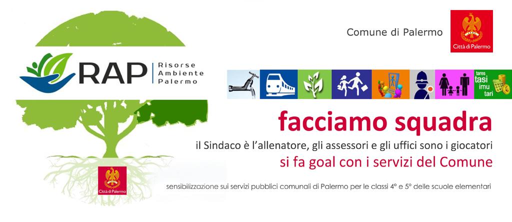 banner pagina Facciamo Squadra