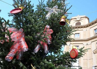 albero di Natale RAP 2018